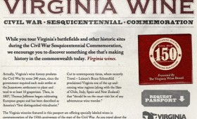Virginia Wine Sesquicentennial