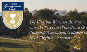 VA Wine Governor's Cup 2012